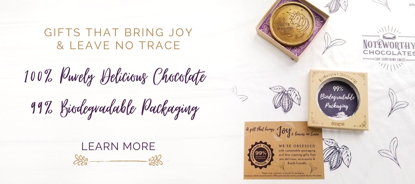 Sustainable Chocolate Gifts