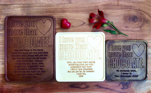 Valentines Day Collection  Noteworthy Chocolates