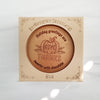 Give Thanks Personalized Chocolate Medallions - Box of 3