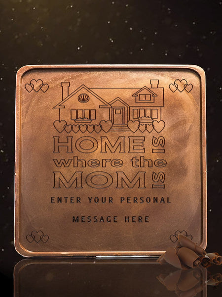 Home Is Where The Mom Is Card