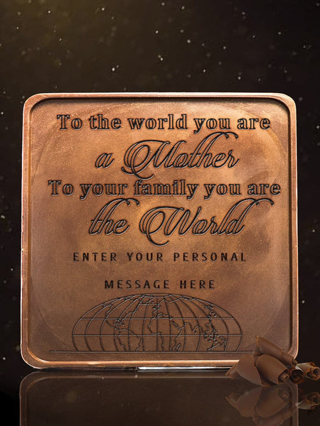 You Are The World Card