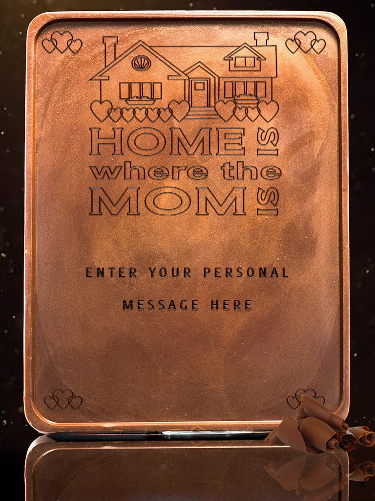 Home Is Where The Mom Is Letter