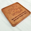 Oy To The World Personalized Chocolate Note