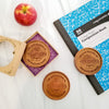 Noteworthy Chocolates Greetings Teachers Inspire Chocolate Medallions - Box of 3 Personalized