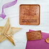 You're Awesome Stars Personalized Chocolate Note