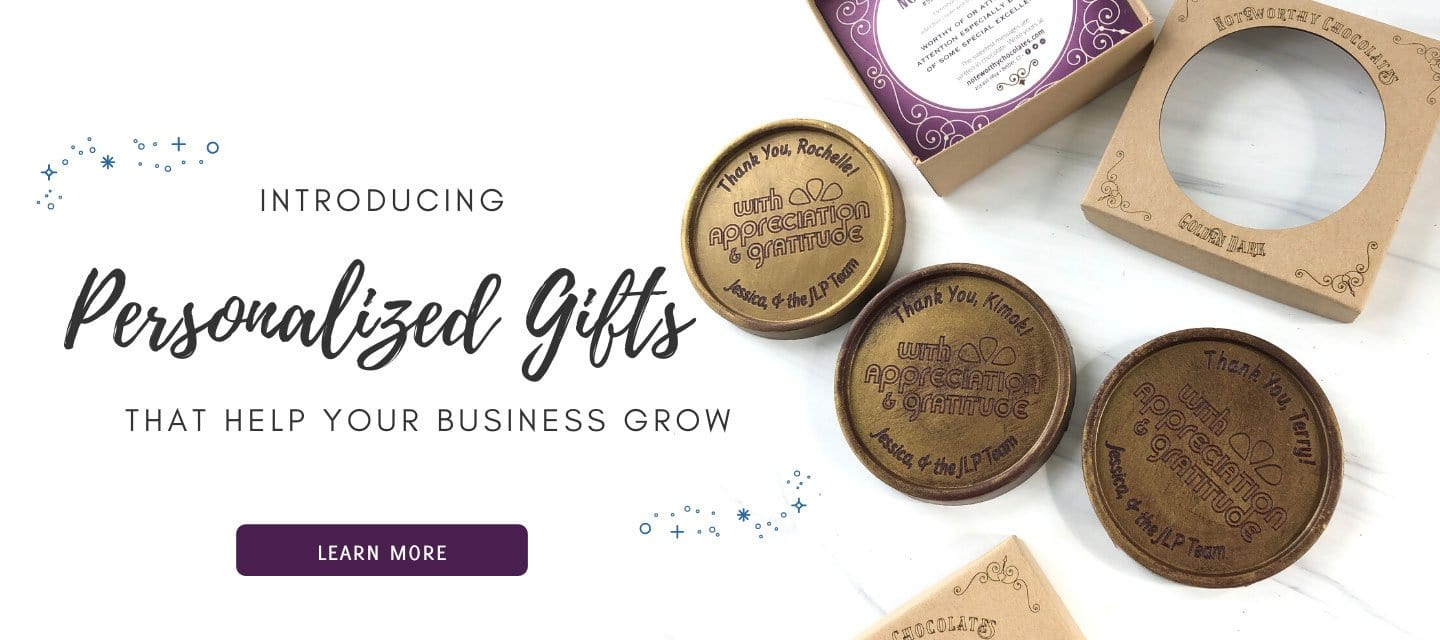 Introducing Personalized Gifts That Help Your Business Grow