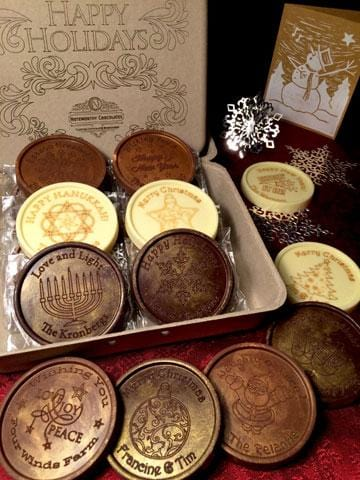 Holiday Collection - Medallion Display