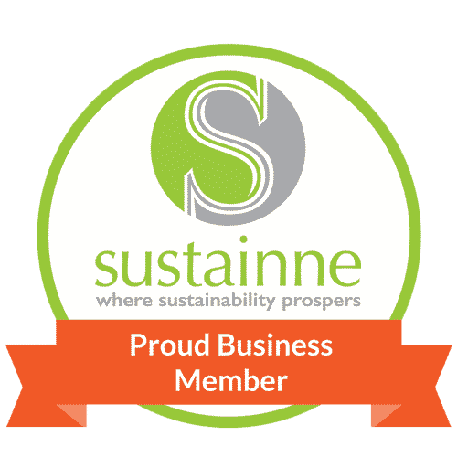 Proud Sustainne Business Member