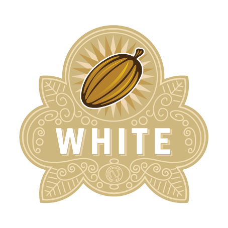 White Chocolate Badge