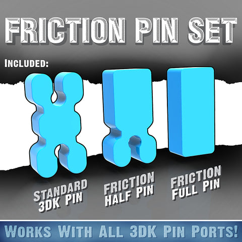Friction Pin Set