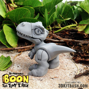 Boon, The Tiny T-Rex