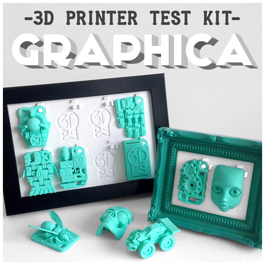 GRAPHICA - 'Print-in-Place' Set