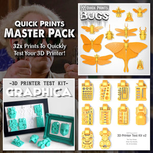Quick Prints Value Pack