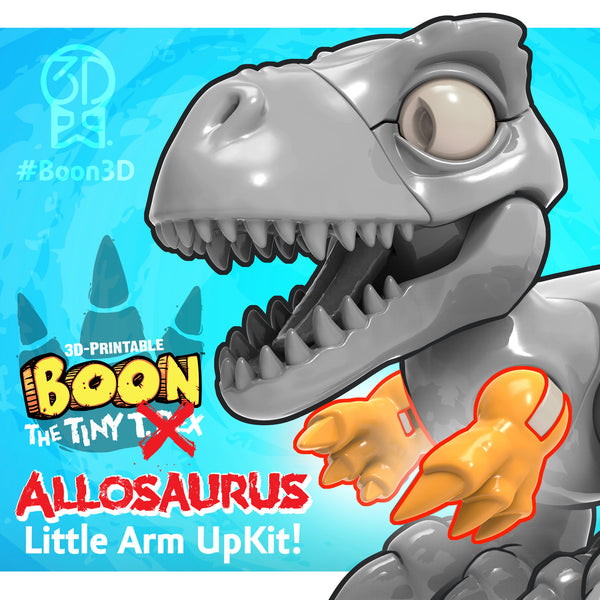 Boon's Allosaurus Arms
