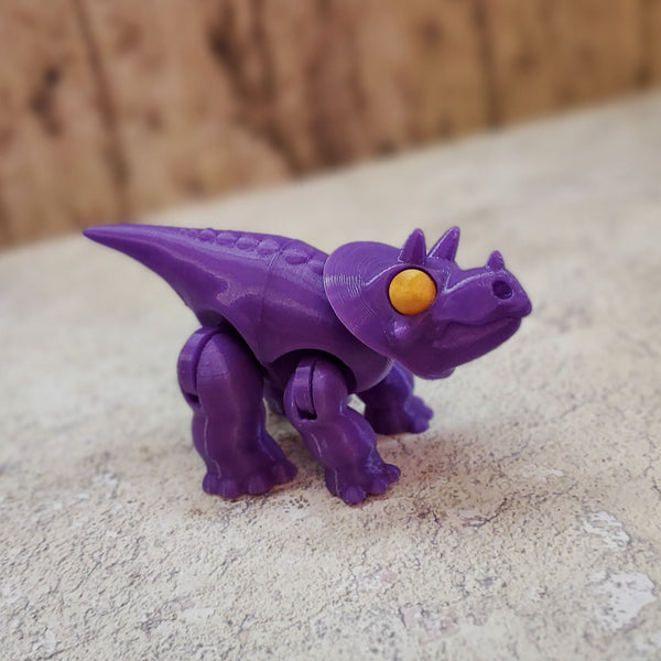 Lil' Dino Pals: Triceratops