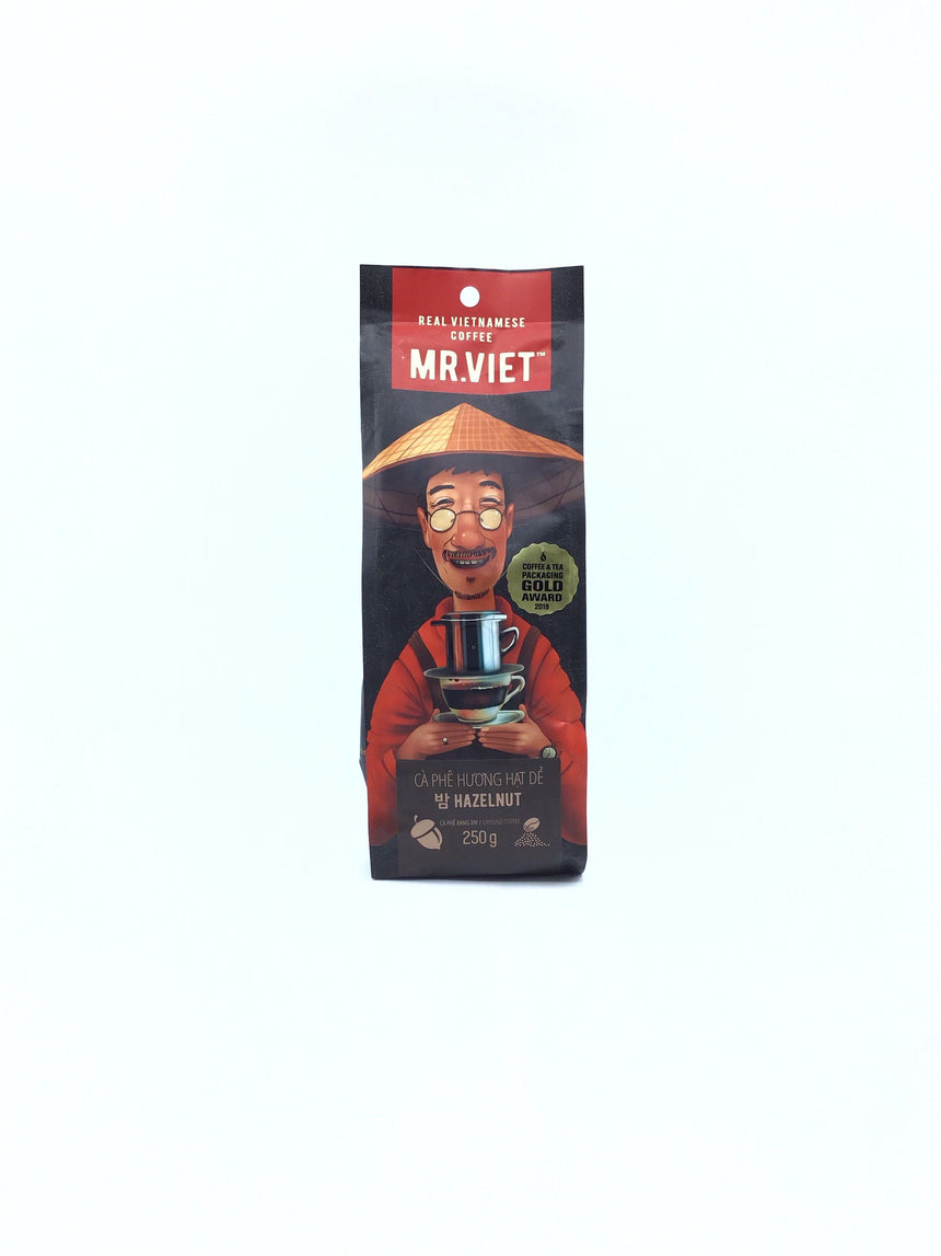 Mr. Viet 榛子越南咖啡粉 Powdered Beverages Mr. Viet