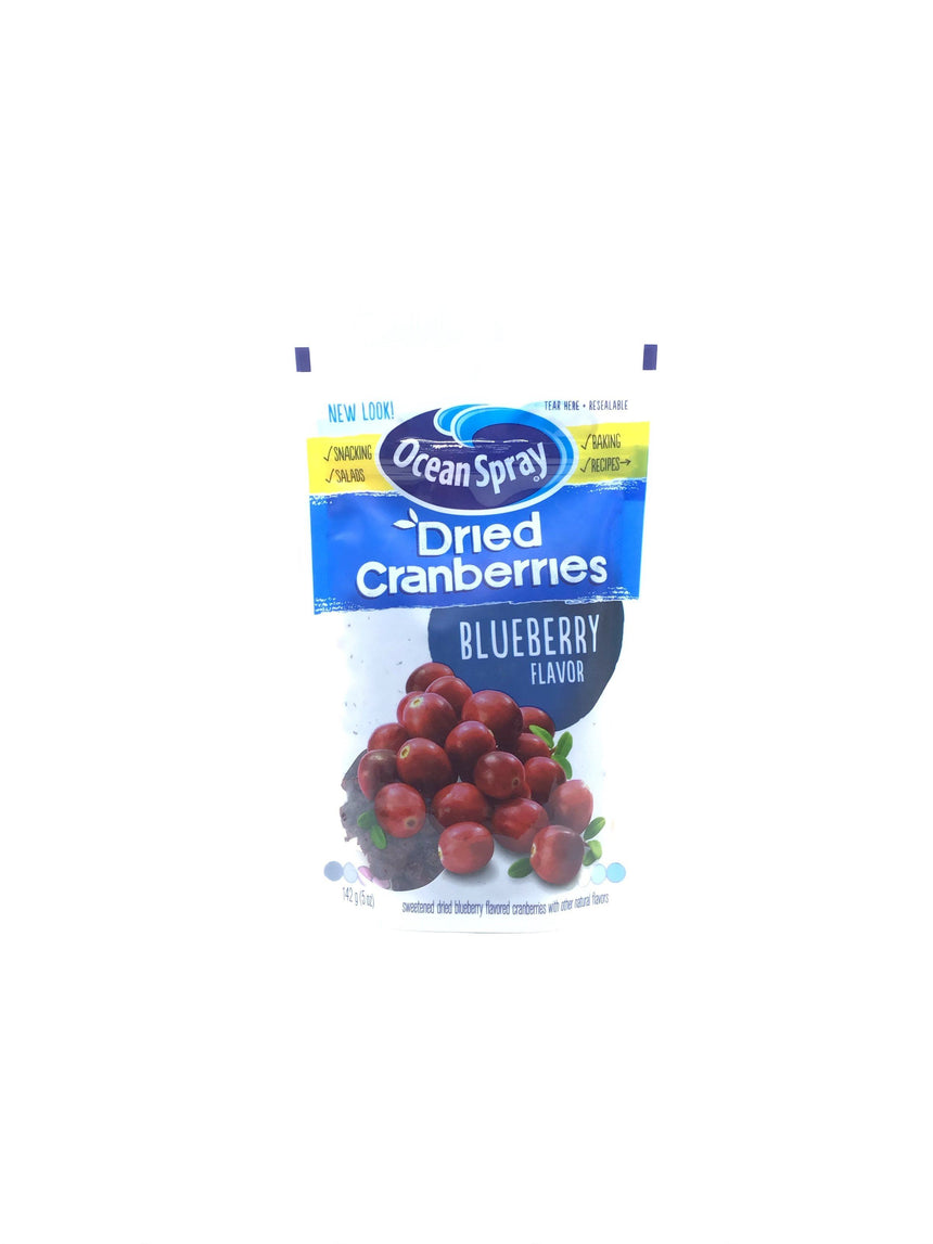Ocean Spray 藍莓味蔓越莓果乾 Western Snacks Ocean Spray