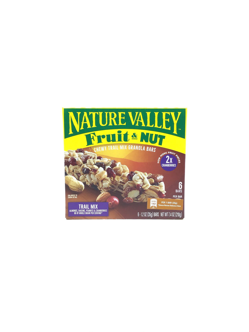 Nature Valley 乾果果仁燕麥脆條 Cereals Nature Valley