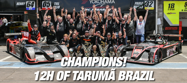 FuelTech wins 12 Hours of Tarumã Brazil!