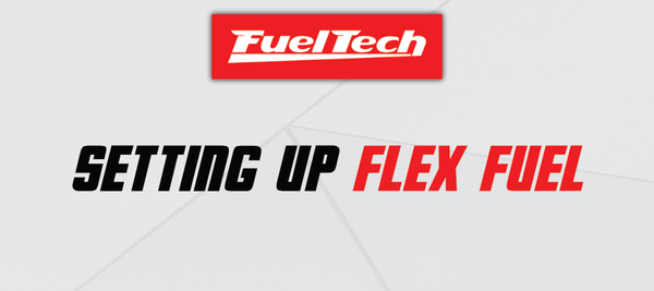 Setting Up Flex Fuel