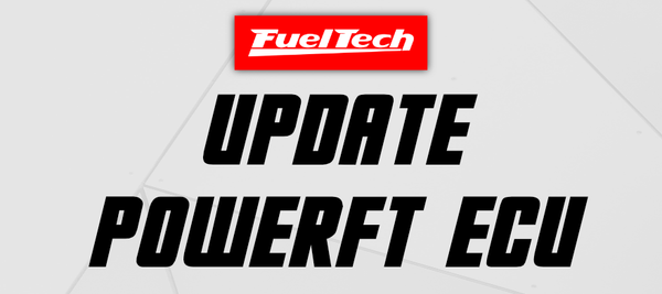 How to update your PowerFT ECU