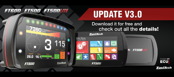 FTMANAGER V3.00 UPDATE AVAILABLE - FT500LITE, FT500, FT600