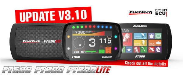 FTMANAGER V3.10 UPDATE AVAILABLE - FT500LITE, FT500, FT600