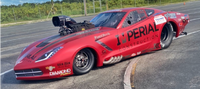 Luis De Leon Make his NHRA Pro Modified Debut at The FallNationals.
