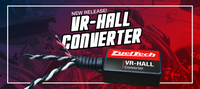 New Release VR/Hall Converter!