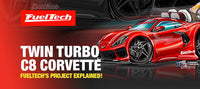 Inside Look—FuelTech's Twin Turbo C8 Corvette Explained