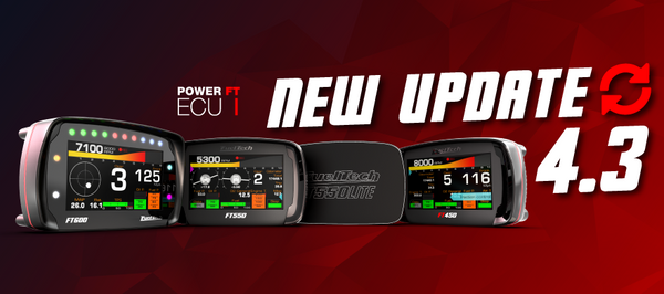 New FT450, FT500,  FT500LITE, FT550LITE, FT550 and FT600 update!