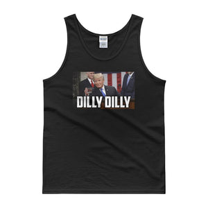 Black / S Dilly Dilly Tank Top