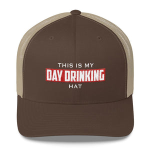 My Day Drinking Hat - drunkamerica.com