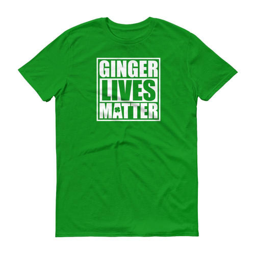 Green Apple / S Ginger Lives Matter