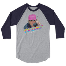 Trump Deal With It Raglan - drunkamerica.com