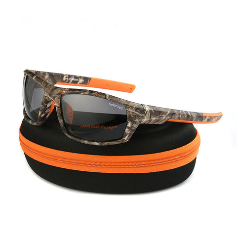 Camo/Black Polarized Sunglasses