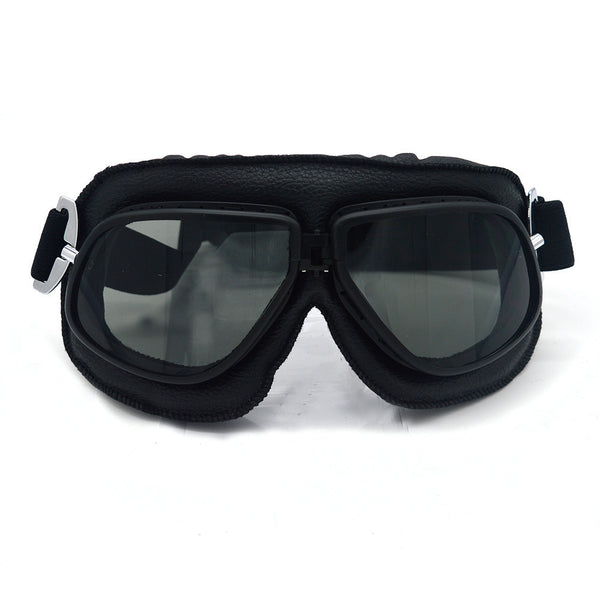 77f329617d Vintage Motorcycle Goggles (Black) – Offer Swipe
