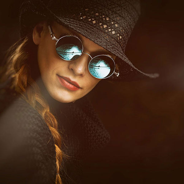 Steampunk Women's Sunglasses
