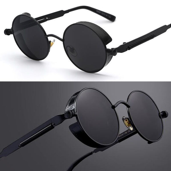 Steampunk/Goth Sunglasses