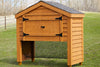 Herd Feeder Custom with Siding