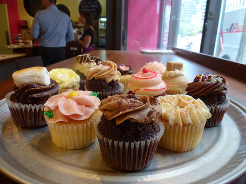Cup Cakes Les Glaceurs