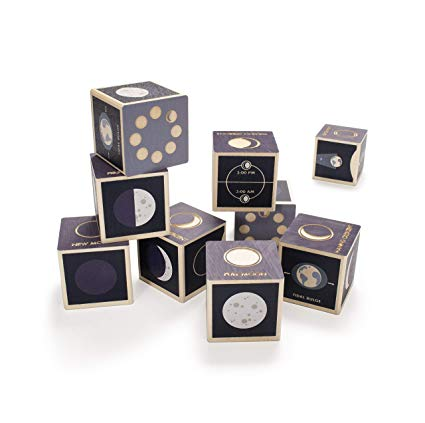 Cubes Phases lunaires