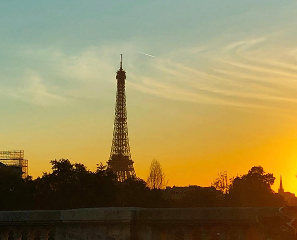 Movers & Cashmere Paris Sunset