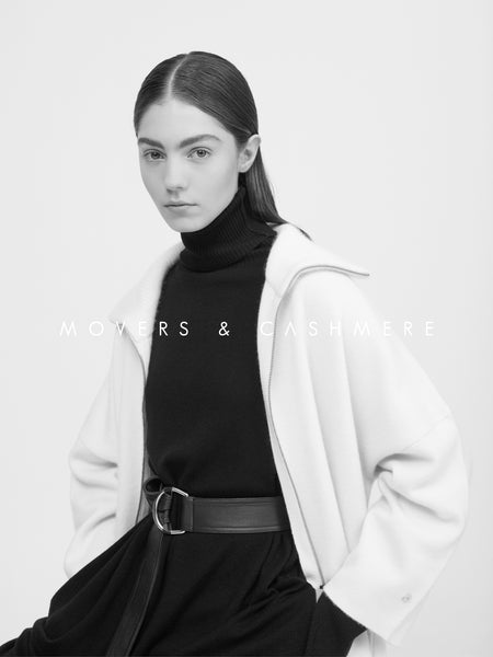 Movers & Cashmere Series III Composure Making-Of - Copenhagen