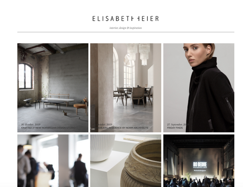 Elisabeth Heir Friday Finds - Movers & Cashmere