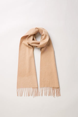 Cashmere Scarf - Camel [Seasonal Delight] - Movers & Cashmere