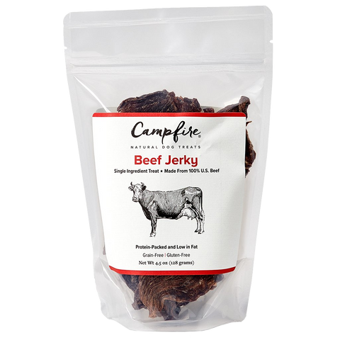 Gourmet Dog Jerky Strips - Beef Recipe