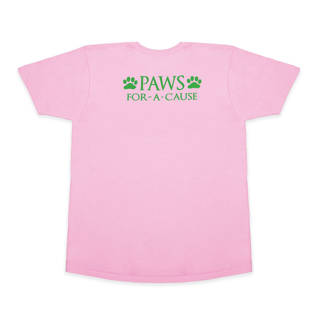 6453d2bbc Paws For A Cause™ - PAWS 100% Cotton T-Shirt