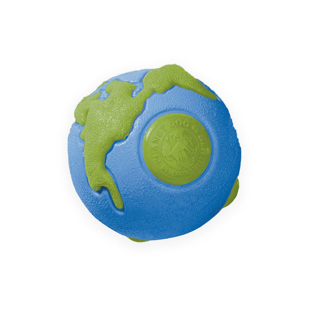 Planet Dog Blue Green Orbee-Tuff Ball