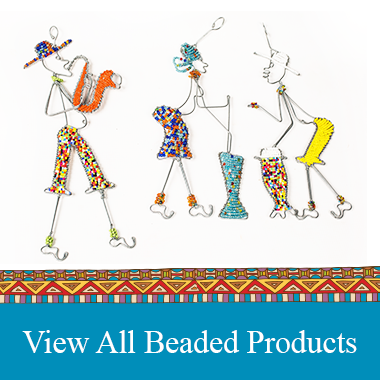 All beaded items